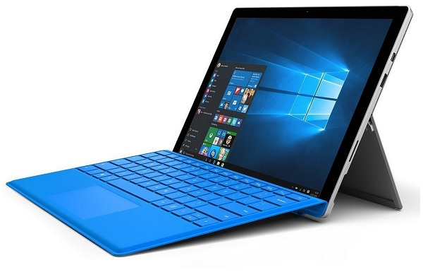 surface pro 4 i5 4gb ram review