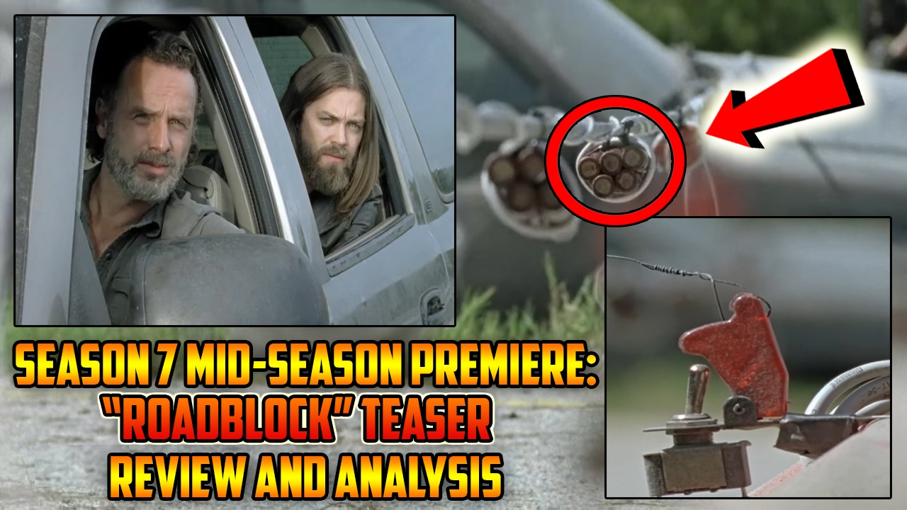the walking dead season 7 premiere review