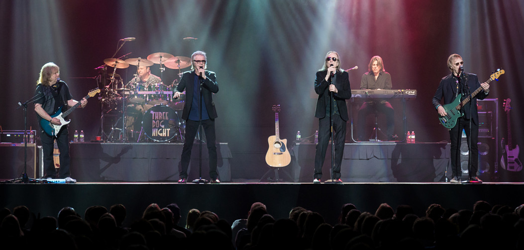 three dog night concert review