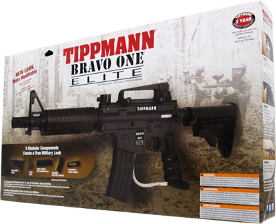 tippmann bravo one elite review
