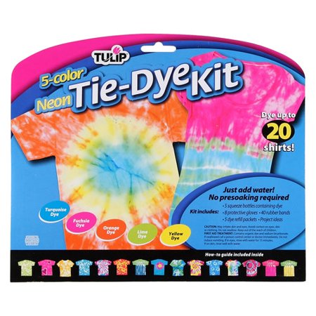 tulip tie dye kit review