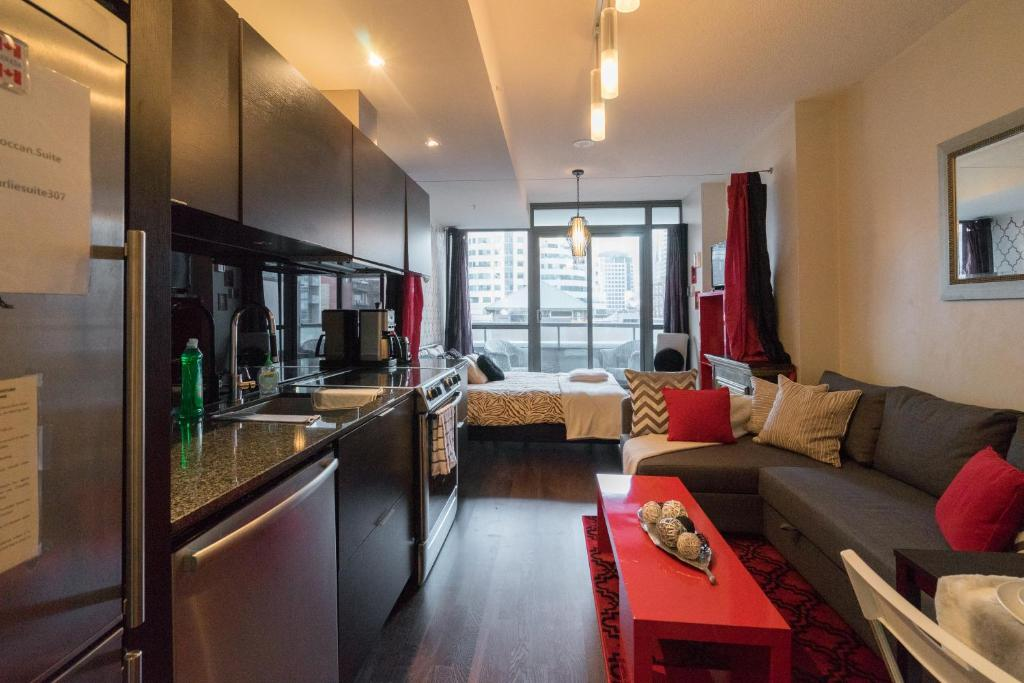 urban living suites toronto review