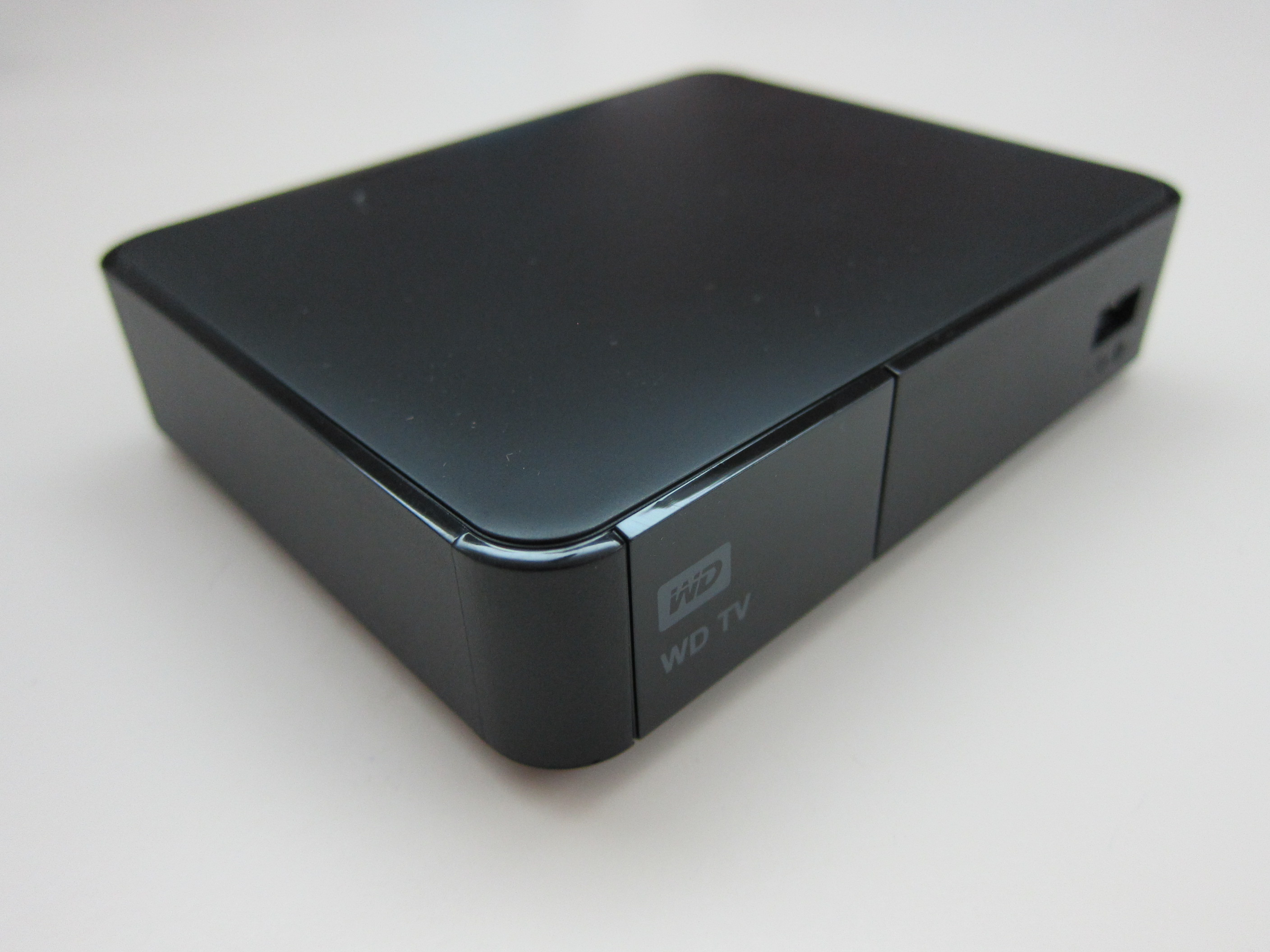 western digital wd tv media player review